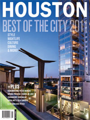 Houston Modern Luxury - January 2011